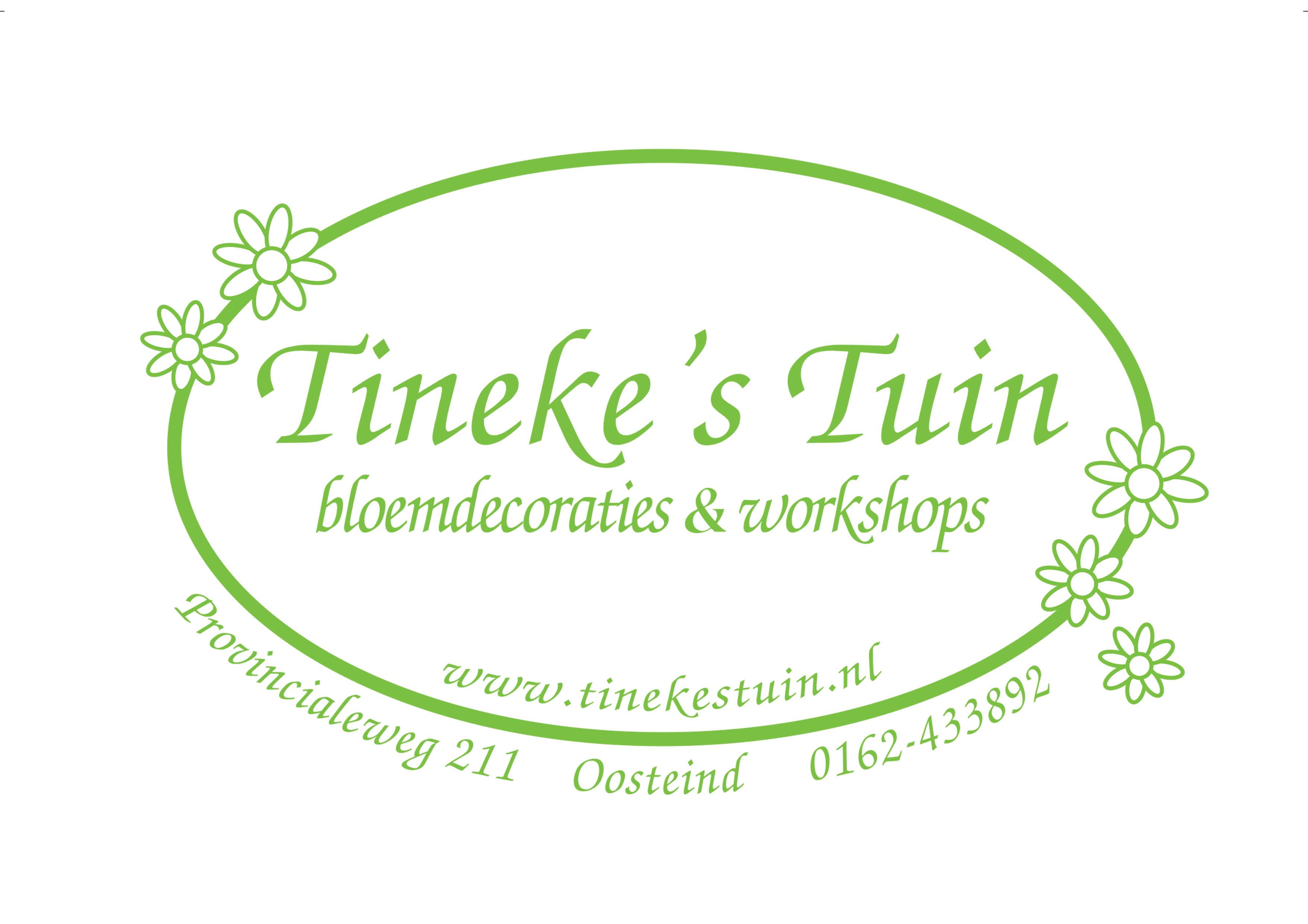Logo Tinekes Tuin